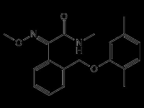 Димоксистробин - Структурная формула