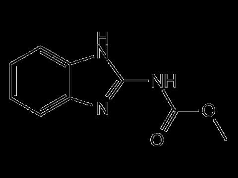 Карбендазим - Структурная формула