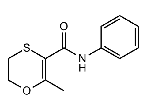 Карбоксин - Структурная формула