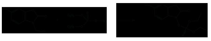 Фозалон - Получение фозалона