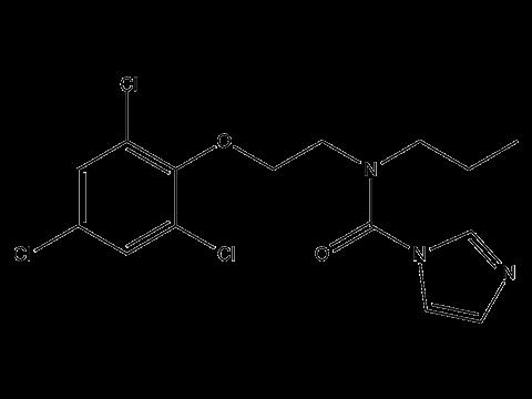 Прохлораз - Структурная формула