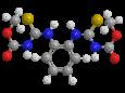 Тиофанат-метил - Трехмерная модель молекулы