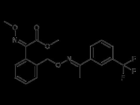 Трифлоксистробин (Зато) - Структурная формула
