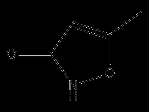 Гимексазол - Структурная формула
