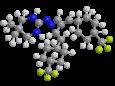 Гидраметилнон - Трехмерная модель молекулы