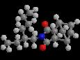 Дикарбоксимид (МГК-264) - Трехмерная модель молекулы