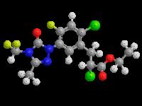 Карфентразон-этил