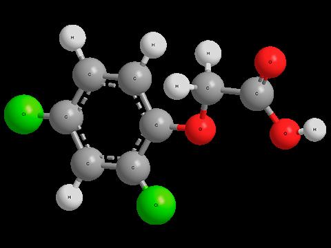 2,4-Д (2,4-Дихлорфеноксиуксусная кислота)