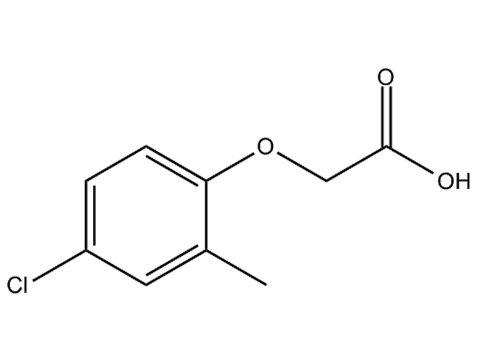 МЦПА (2М-4Х) - Структурная формула