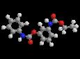 Десмедифам - Трехмерная модель молекулы