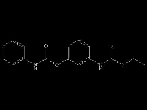 Десмедифам - Структурная формула
