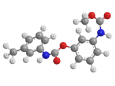 Фенмедифам - Трехмерная модель молекулы