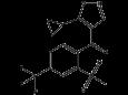 Изоксафлютол - Структурная формула