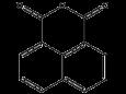 Нафталевый ангидрид - Структурная формула