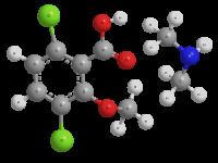 Дикамба (диметиламинная соль)