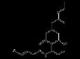 Клетодим - Структурная формула