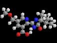 Имазапир - Структурная формула