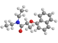 Напропамид - Трехмерная модель молекулы