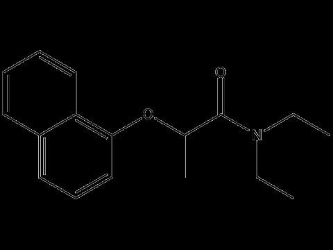 Напропамид - Структурная формула
