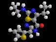 Этабоксам - Трехмерная модель молекулы
