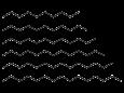 Вазелиновое масло - Структурная формула