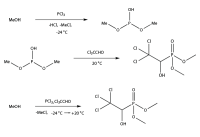 Хлорофос - Получение хлорофоса