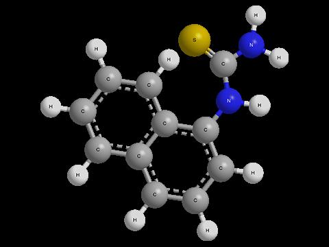 Альфа-Нафтилтиокарбамид (Крысид)