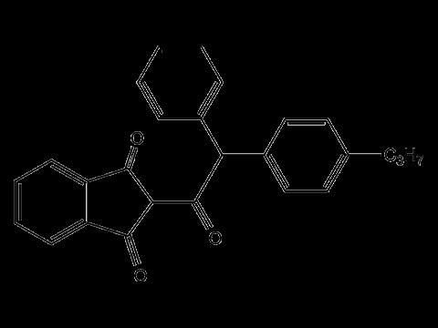 Трифенацин - Структурная формула этилфенацина