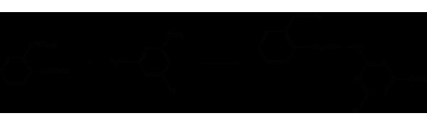 Сульфометурон-метил - Схема получения </p>сульфометурон-метила