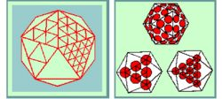 Капсид - Вирион с капсидом спиральной симметрии