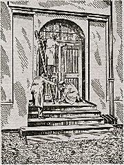 Герметизация - Герметизация входных дверей