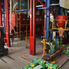 Обработка семенного материала (протравливание семян) - Оснащение завода по обработке семян