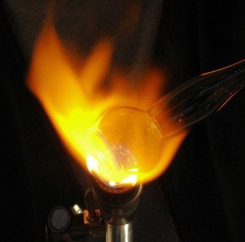 Нитратные удобрения (Селитры) - Изготовление стекла