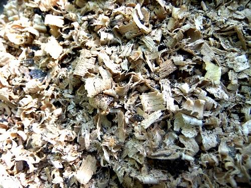 Органические удобрения - Древесные опилки