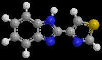 Бензимидазолы - Тиабендазол
