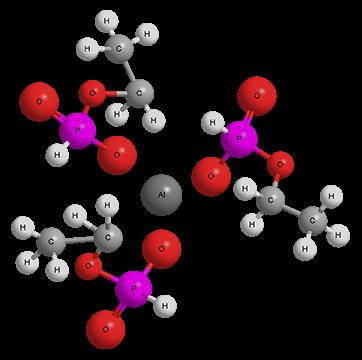 Фосфорорганические соединения (ФОС) - Фосэтил алюминия
