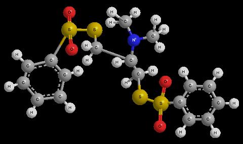 Нейротоксины - Бенсултап