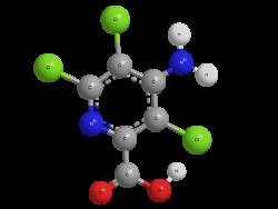 Производные пиридина - Пиклорам