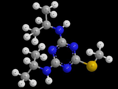 Триазины - Прометрин