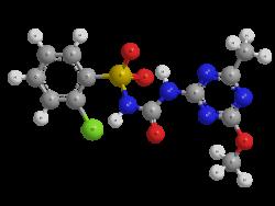 Сульфонилмочевины - Хлорсульфурон