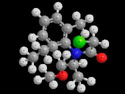 Хлорацетанилиды (амиды - С-Метолахлор
