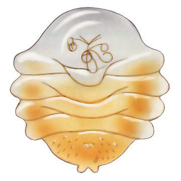 Щитовка тутовая - Тело самки. Использовано изображение: